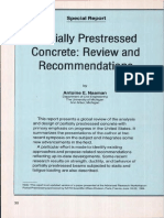 Partially Prestressed Concrete - Review and Recommendations.pdf