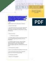 Bces - Qa Qc Work Method Statement of Anti Termite Treatment