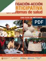 00 Investigación Accion Participativa en sistemas de salud.pdf