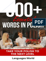 Learn Polish_ 300_ Essential Wo - Language World