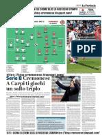 La Provincia Di Cremona 01-05-2019 - Serie B