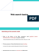 IR-UNIT 9 Web Search Basics