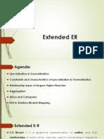 1.Extended ER