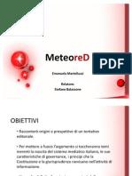 MeteoreD slides