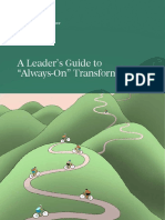 BCG a Leaders Guide Always-On Transformation