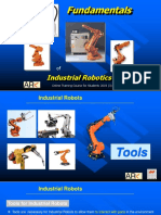 Fundamentals of Industrial Robotics_Session 2- Motion Control and Controller Functions