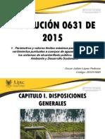 1. RES 0631_2015 (CAP I Y II)