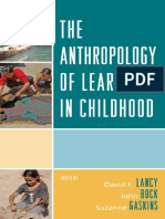 Anthropology Learning in Childhood.pdf