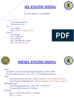 Diesel Engine Selection