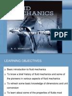 Fluid Mechanics (ECH3113)-Chapter 1 Properties n Definitions