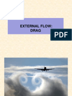 Fluid Mechanics (ECH3113)-Chapter 4 EXTERNAL FLOW