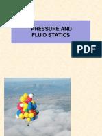 Fluid Mechanics (ECH3113)-Chapter 2 Hydrostatic