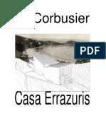 CASA ERRAZURIS