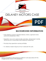 Delaney Motors Case