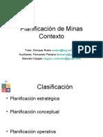 CLASIFICACION PLANIFICACION