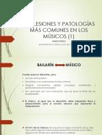 Lesiones en Los m Sicos 1
