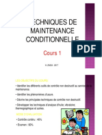 Cours 1- Maintenance Conditionnelle