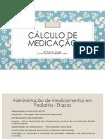 Cálculo de Medicação aula 28.pdf