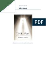 Josemaría Escrivá - The Way (2006)