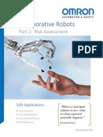 Collaborative Robot Risk Assessment