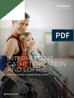 1227643 Intermittent Catheterization and LoFric