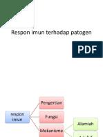 Respon imun terhadap patogen.pptx