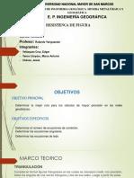 Resistencia de Fígura - Geodesia