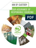 PEFC - your Assurance of Responsible Sourcing