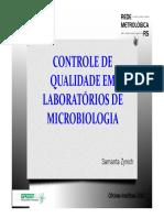 1457029700_Microsoft PowerPoint - Controle de Qualidade em Laboratórios de Microbiologia -  RM.pdf
