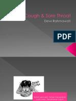 Cough & Sore Throat