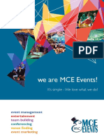 MCE Brochure