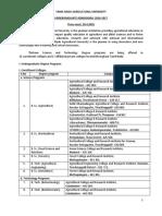 TNAU - UG Admission - Press meet - English.pdf