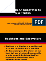 5 Matching an Excavator to Our Trucks