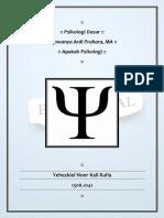 01. Ezh Freak -- Psikologi Dasar -- Apakah Psikologi.pdf