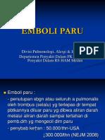 K47 - Emboli Paru (IPD)