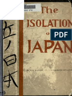 The isolation of Japan, an exposé of Japan's political position after the war.pdf