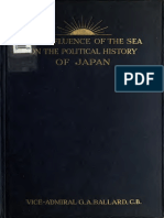Influence of the Sea on teh Political History of Japan.pdf