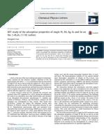 Estudo sobre propriedades de nanocompostos de Al