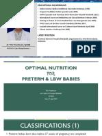 4. Titis - Optimal Feeding Preterm