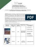 1. Elaboración de Fichas Farmacéuticas Excipiente