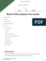 Build an 8-Bit Computer _ Ben Eater