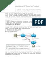 Understanding Basics of Multicast RPF