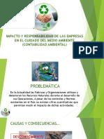 Impacto y Responsabilidad de Las Empresas en El (1)