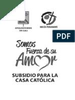 Casa de Iniciación Catolica 1