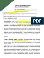 Contrato Promotor(a) 9 Días