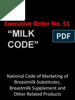 Executive Order No. 51