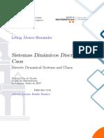 Sistemas dinamicos discretos y Caos - copia.pdf