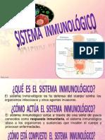 Sistema Inmunologico Celulas