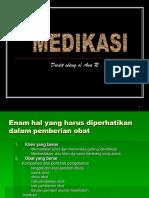 Medikasi