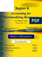 Bab 6 Akuntansi Untuk Perusahaan Dagang